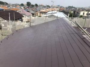 東久留米市 住宅屋根塗装