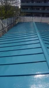 所沢市 屋根塗り替え